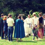 Druidische Ausbildung